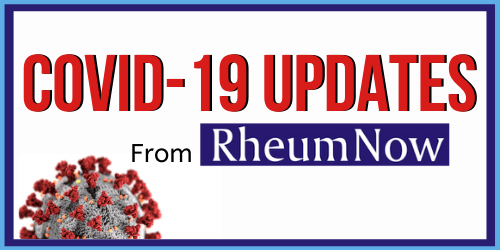COVID Updates from Rheumnow