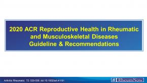 Reproductive Guidelines ACR