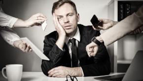burnout work overworked