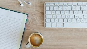 home office desk virtual