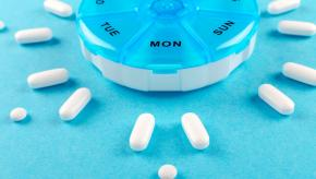 pill pillbox adherence