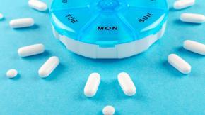 pill pillbox adherence