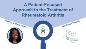 Patient-Focused Approach to Rx Rheumatoid Arthritis