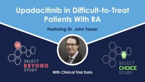 Upacitinicib in difficult to treat RA patients