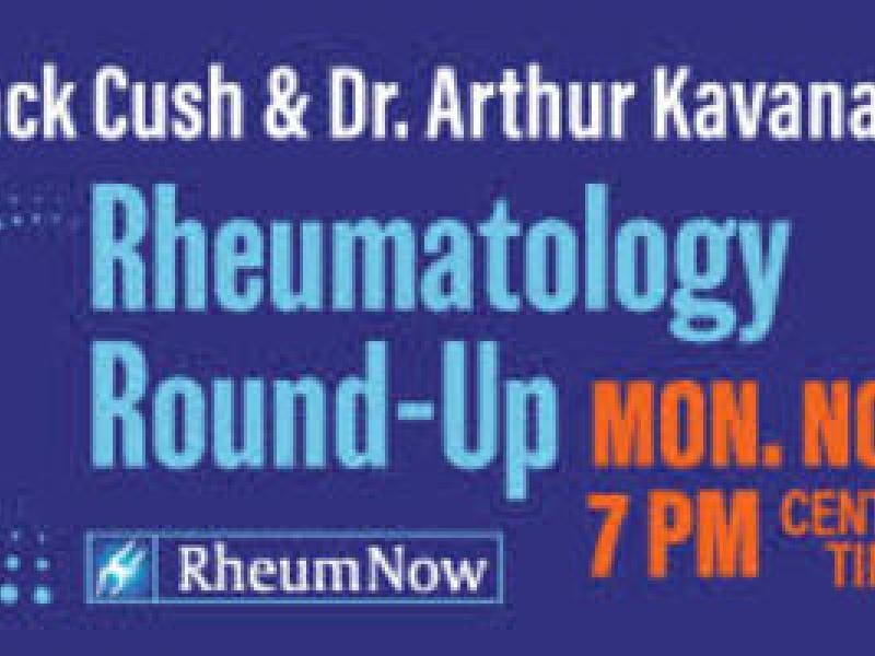 Roundup RHeum ACR